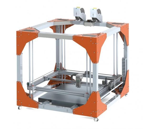 Фото 3D принтера BigRep One v3 1