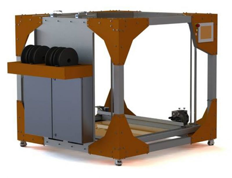 Фото 3D принтера BigRep One v3 2