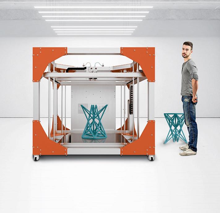 Фото 3D принтера BigRep One v3 4
