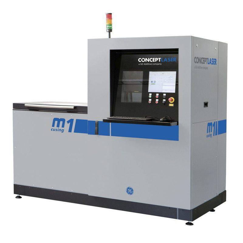 Фото 3D принтера ConceptLaser M1