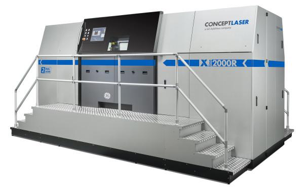 Фото 3D принтера Concept Laser X-Line 2000