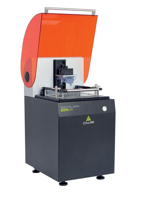 Фото 3D принтера DWS Lab DWS 028J Plus 2