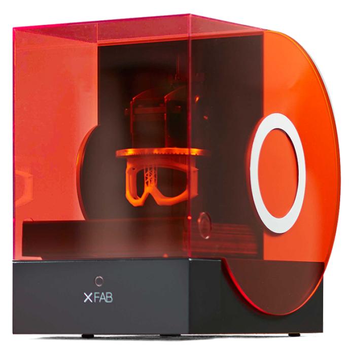 Фото 3D принтера DWS Lab XFAB 1