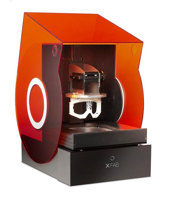 Фото 3D принтера DWS Lab XFAB 2