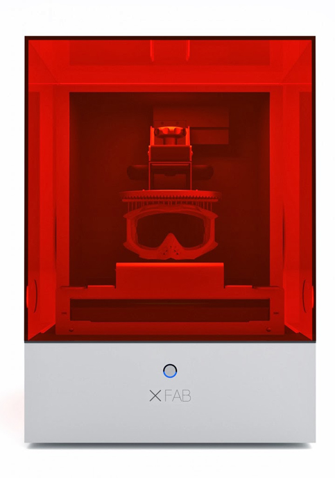 Фото 3D принтера DWS Lab XFAB 3