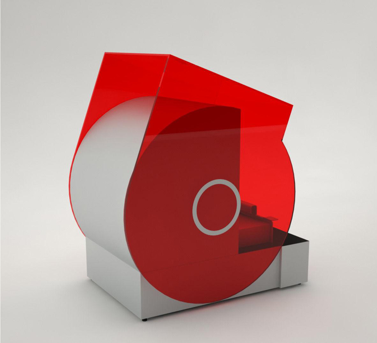 Фото 3D принтера DWS Lab XFAB 4