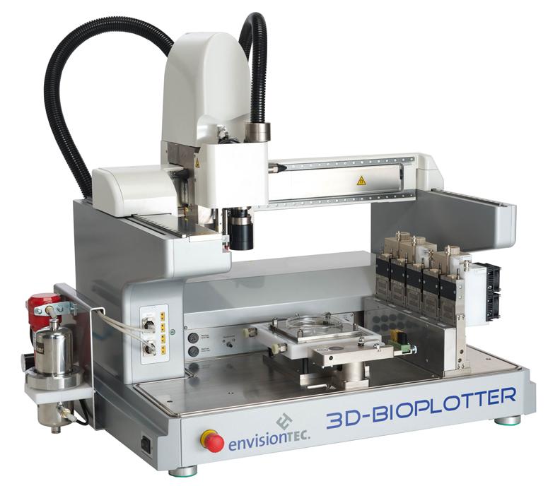 Фото 3D принтера EnvisionTEC 3D Bioplotter 1