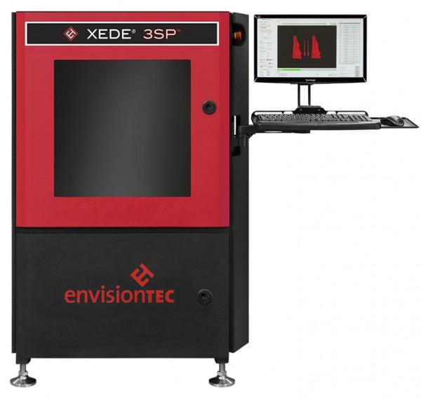 Фото 3D принтера EnvisionTEC Xede 3SP 1