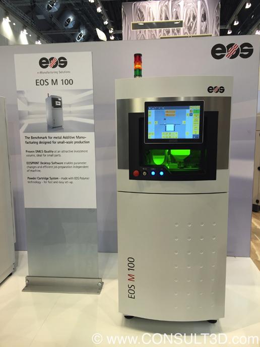 Фотография 3D принтера EOS M 100 (2)