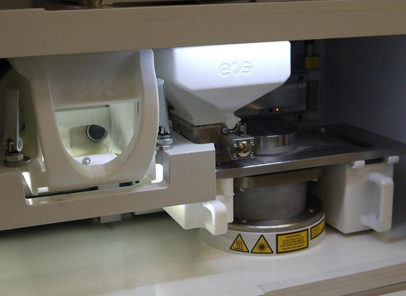 Фотография 3D принтере EOS M 100 (4)