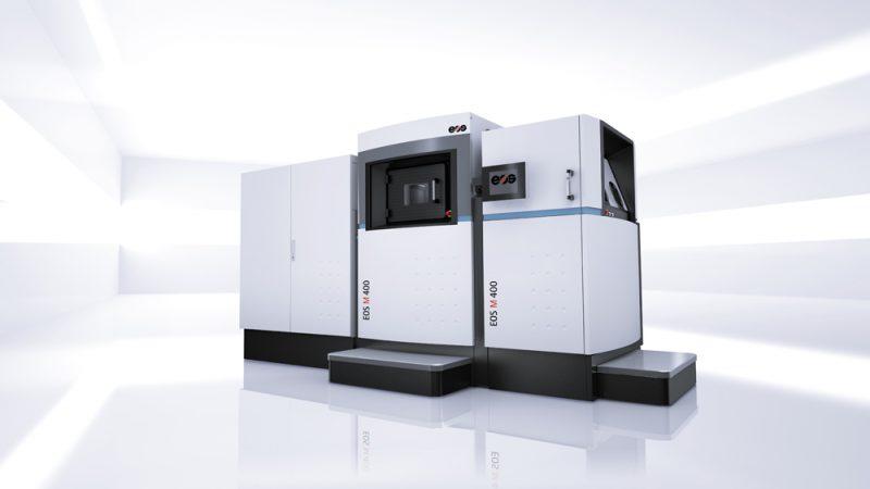 Фотография 3D принтера EOS M 400 (1)