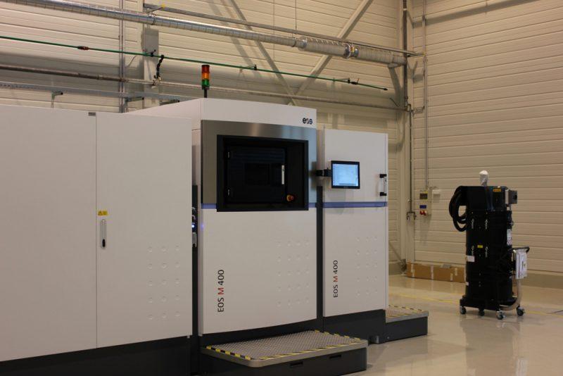 Фотография 3D принтера EOS M 400 (2)