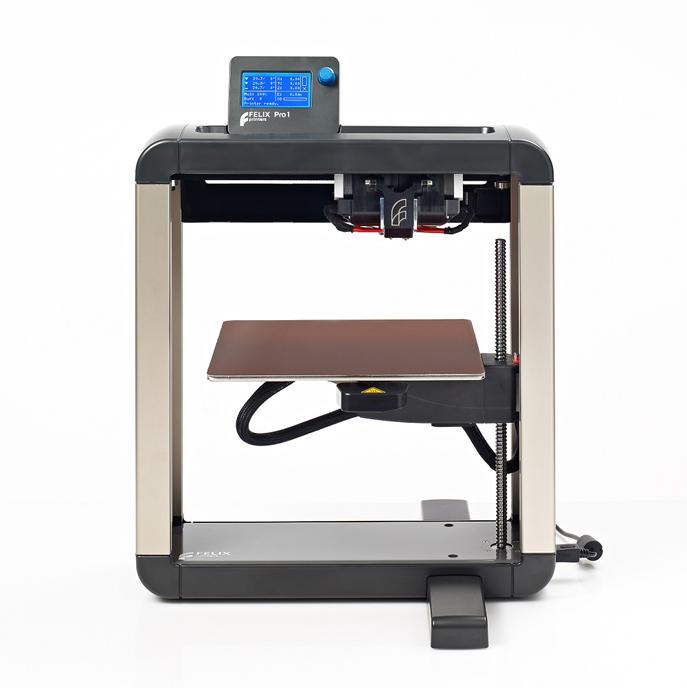 Фотография 3D принтера Felix Pro 1 (2)