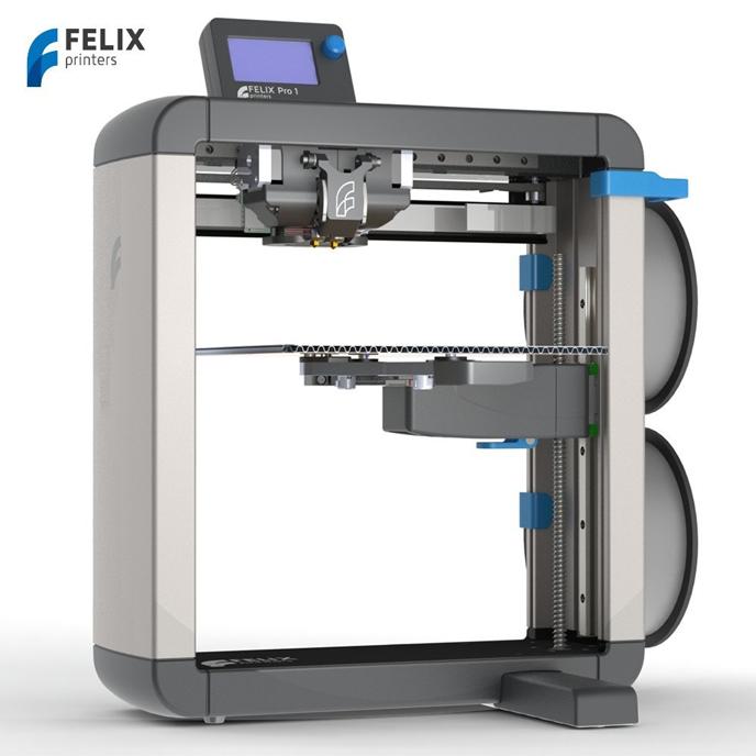 Фотография 3D принтера Felix Pro 1 (3)
