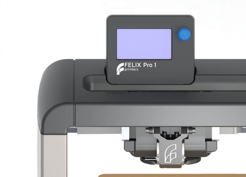 Фотография 3D принтера Felix Pro 1 (6)