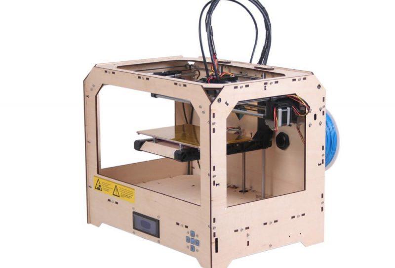 Фотография 3D принтера Flashforge Creator (1)