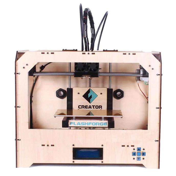 Фотография 3D принтера Flashforge Creator (2)
