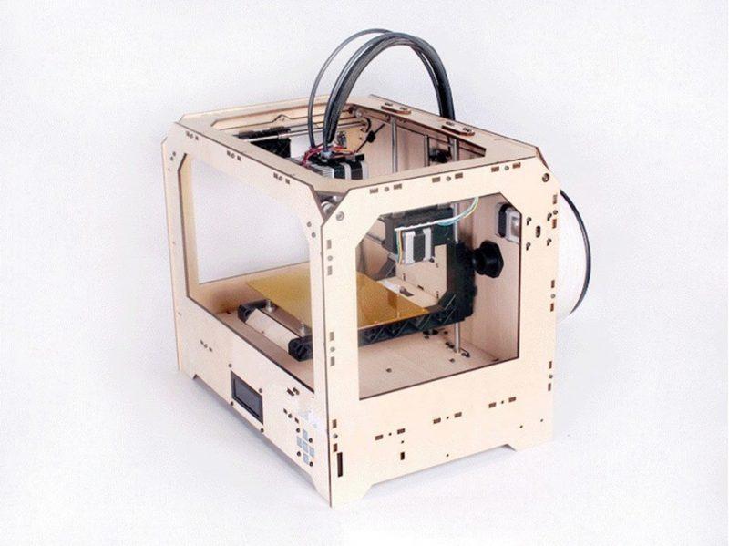 Фотография 3D принтера Flashforge Creator (3)