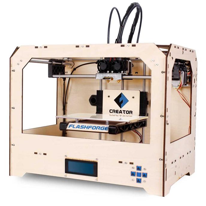 Фотография 3D принтера Flashforge Creator (4)