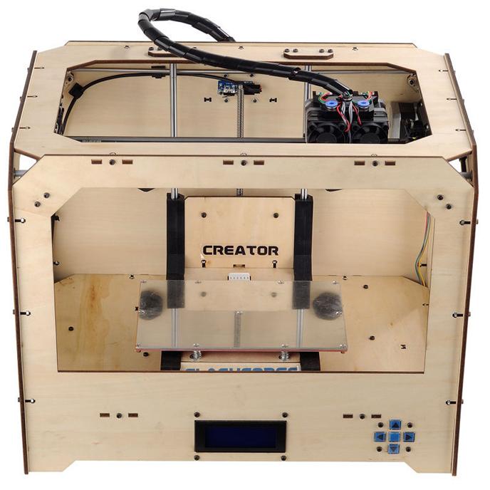 Фотография 3D принтера Flashforge Creator (5)