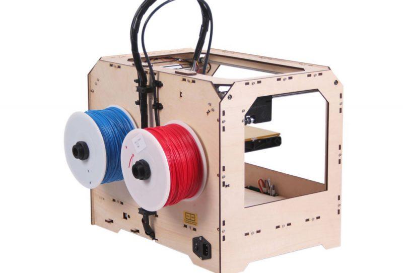 Фотография 3D принтера Flashforge Creator (6)