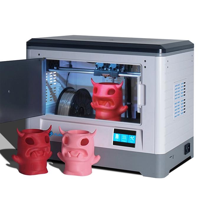Фотография 3D принтера Flashforge Dreamer (2)