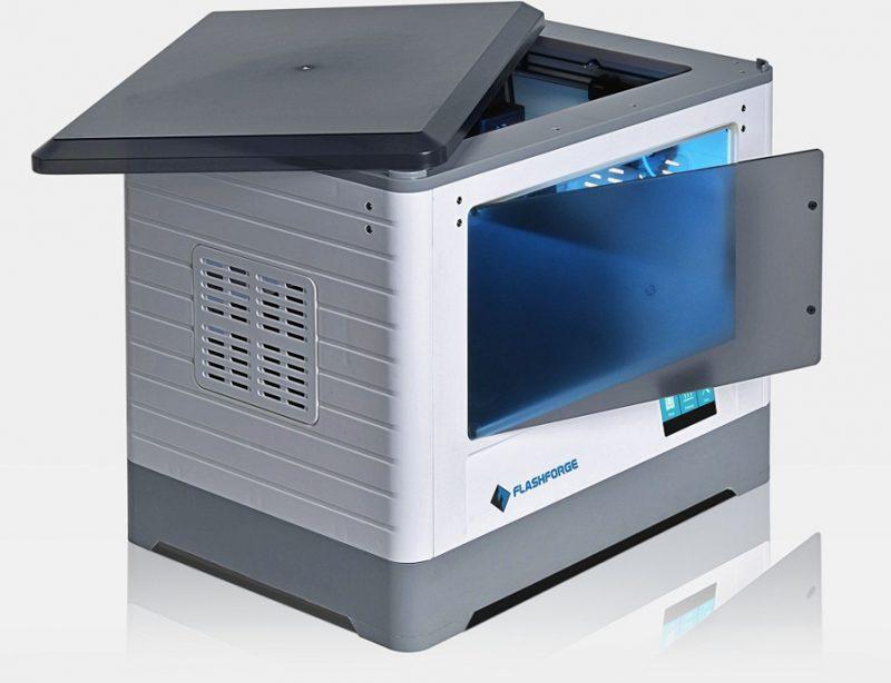 Фотография 3D принтера Flashforge Dreamer (3)