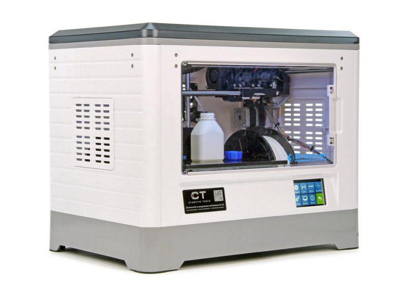 Фотография 3D принтера Flashforge Dreamer (5)