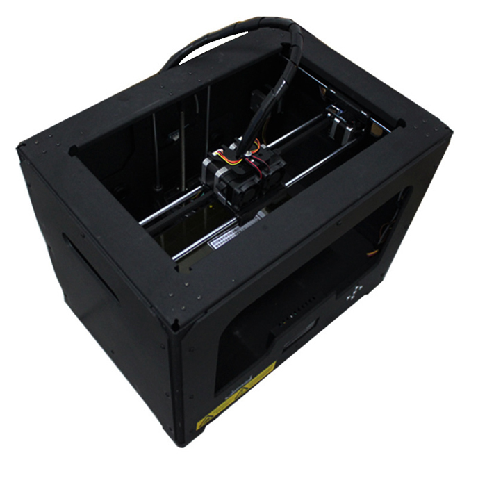 Фотография 3D принтера Flashforge Creator X (2)