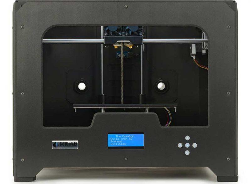 Фотография 3D принтера Flashforge Creator X (6)