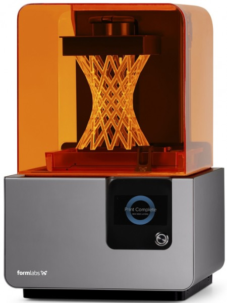 Фотография 3D принтера Formlabs Form 2 3