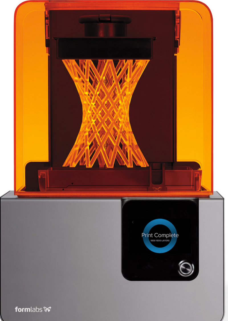 Фото 3D принтер Formlabs Form 2 3