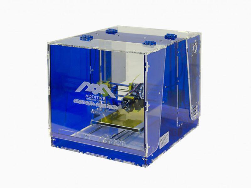 Фотография 3D принтера Альфа (1)