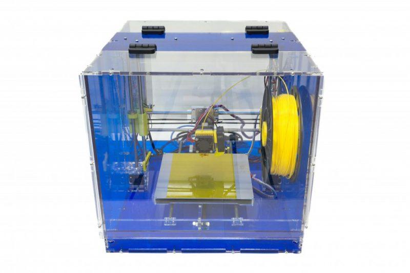 Фотография 3D принтера Альфа (3)