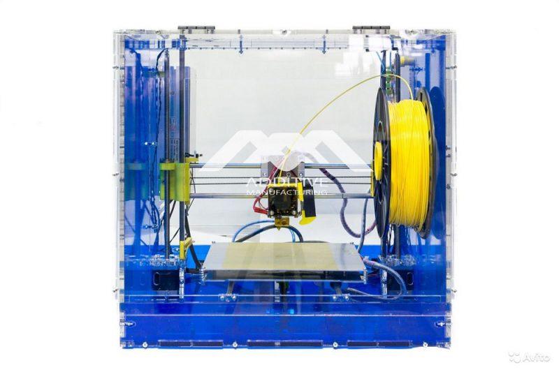Фотография 3D принтера Альфа (5)