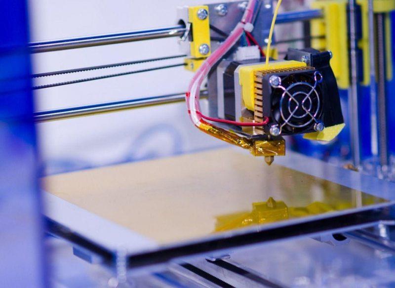 Фотография 3D принтера Альфа (6)