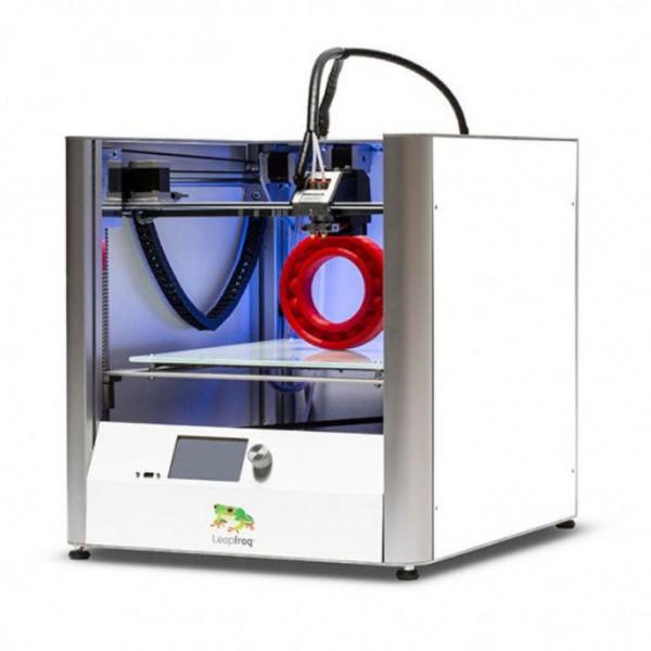 Фотография 3D принтера Leapfrog Creatr HS (3)
