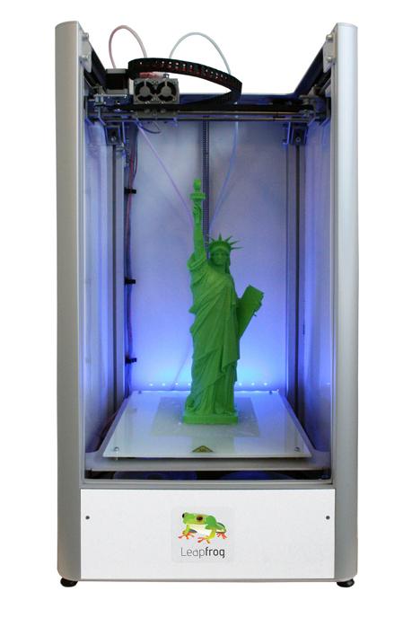 Фотография 3D принтера Leapfrog Creatr HS XL (3)