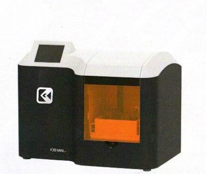 Фото 3D принтера Kevvox K3D mini Printer 1
