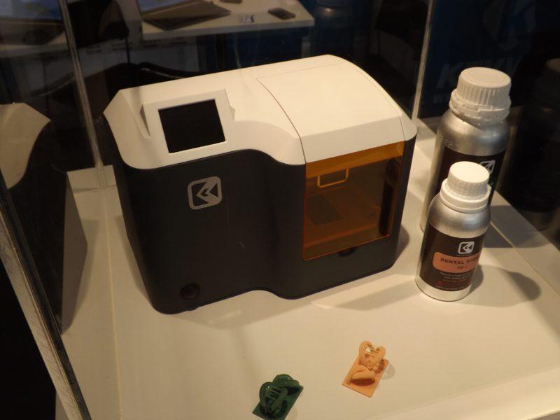 Фото 3D принтера Kevvox K3D mini Printer 2