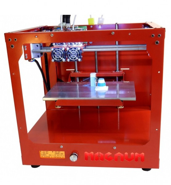 Фотография 3D принтера Magnum Creative 2 PRO (1)