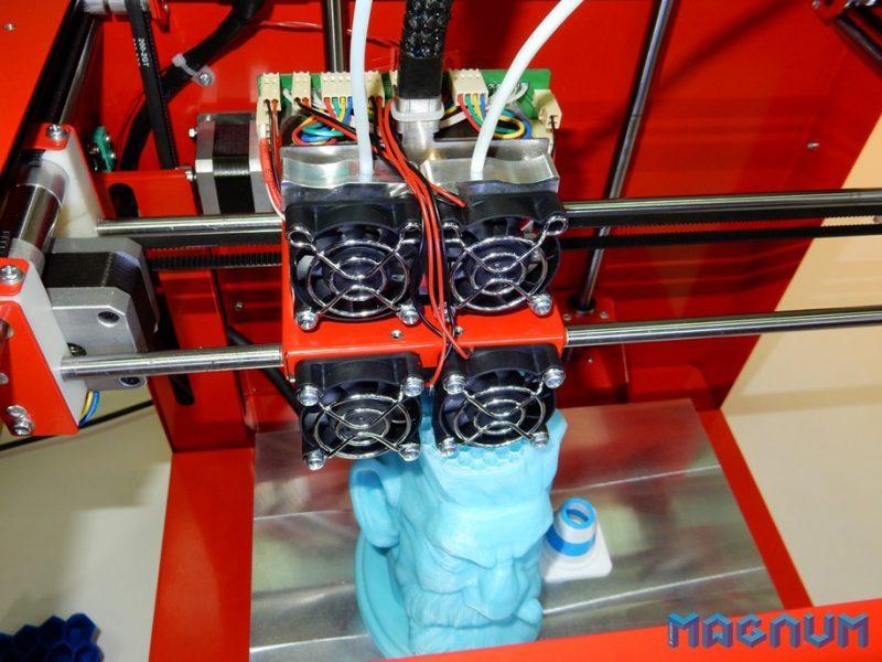 Фотография 3D принтера Magnum Creative 2 PRO (3)
