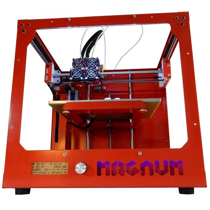 Фотография 3D принтера Magnum Creative 2 PRO (4)