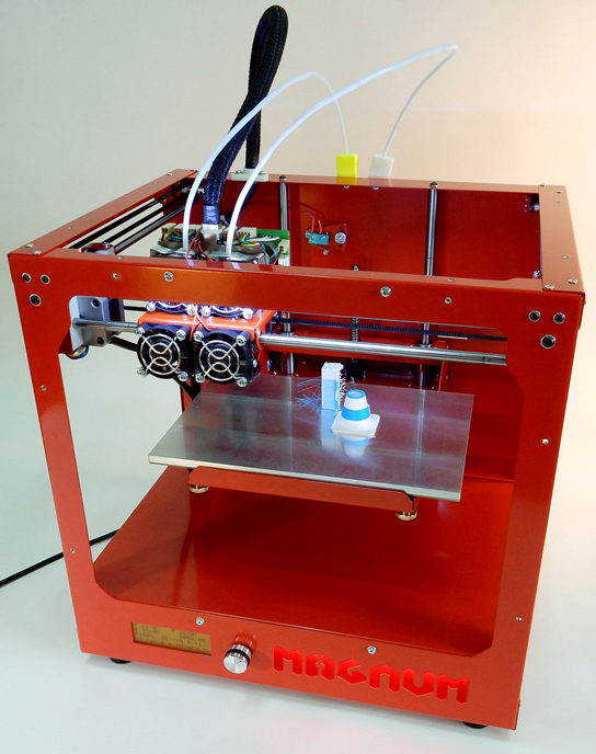 Фотография 3D принтера Magnum Creative 2 PRO (5)