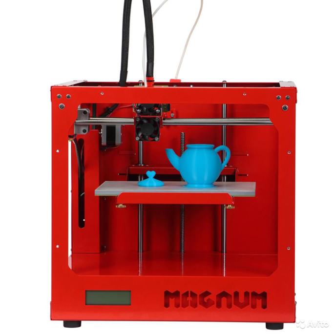 Фотография 3D принтера Magnum Creative 2 UNI (2)