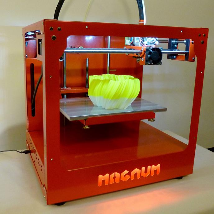 Фотография 3D принтера Magnum Creative 2 UNI (4)