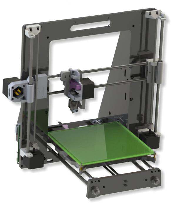 Фотография 3D принтера Magnum Modus (1)