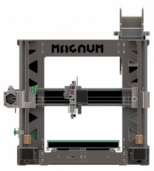 Фотография 3D принтера Magnum Modus (2)