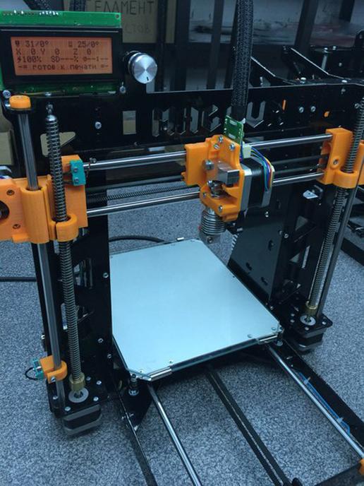 Фотография 3D принтера Magnum Modus (3)
