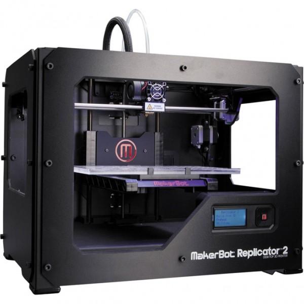 Фотография 3D принтера MakerBot Replicator 2 (1)